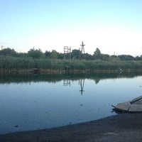 Photo taken at Панская Пристань by Анна В. on 8/16/2012