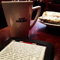 Photo taken at Caffè Nero by Katy Y. on 4/17/2012