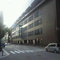 Photo taken at 船場センタービル 5号館 by yonynosan 1. on 9/12/2012