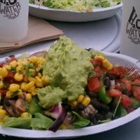 Photo taken at Chipotle Mexican Grill by Miguel G. on 3/7/2012