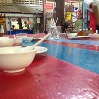 Photo taken at ร้านแหนมเนืองบ้านสวน หนองแค by Shutter B on 6/12/2012