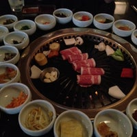 Photo taken at Genwa Korean BBQ by Lulu T. on 7/11/2012