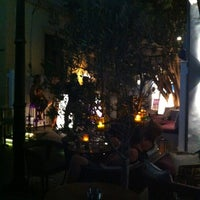 Photo taken at Baroque - Le Bistrot by Maria D. on 8/6/2012