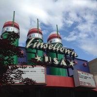 Photo taken at Cinemark Tinseltown by Natalie C. on 5/29/2012