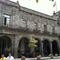 Photo taken at Presidencia Municipal by Moises S. on 6/18/2012
