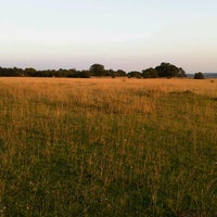 Photo taken at Rodborough Common by George B. on 8/10/2012