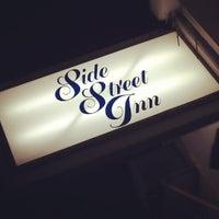 Photo taken at Side Street Inn by mzh 7. on 3/12/2012