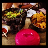 4/21/2012にTae W.がRosa Mexicanoで撮った写真