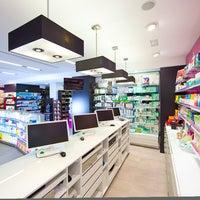 Photo taken at Farmacia Rioboo by Santiago R. on 6/6/2012