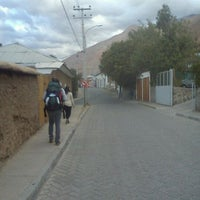 Photo taken at Pisco Elqui by Alex Fernando on 6/16/2012