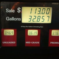 Photo taken at Kroger Fueling Station by Edgar E. on 2/13/2012