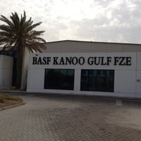 Photo taken at BASF Kanoo Gulf FZE by Mo E. on 3/27/2012