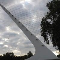 Photo taken at Sundial Bridge by Mark G. on 5/27/2012