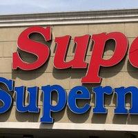 Photo taken at Super Supermarket by Alberto S. on 4/14/2012