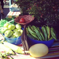 Photo taken at West Seattle Farmers Market by Jesika M. on 8/12/2012