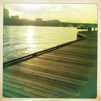 Photo taken at Georgetown Waterfront Park by McKay E. on 3/21/2012