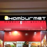 Photo taken at Hamburmet by Rodrigo D. on 4/10/2012