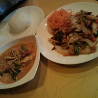 Photo taken at Thai Spice by Angelica C. on 2/27/2012
