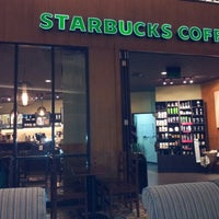 Photo taken at Starbucks by mioby l. on 8/19/2012