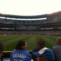 Foto tirada no(a) The 'Pen at Safeco Field por Jk D. em 8/1/2012
