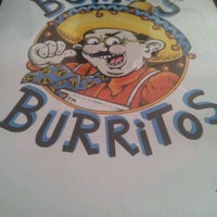 Photo taken at Benny's Burritos by KJ ♏. on 3/24/2012