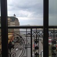 Снимок сделан в Отель «Ривьера» пользователем Alexandra D. 4/22/2012