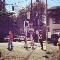 Photo taken at Bonfire Lounge by PDX P. on 5/25/2012