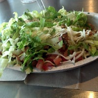 Photo taken at Chipotle Mexican Grill by Rob B. on 5/14/2012