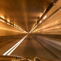 Photo taken at Lincoln Tunnel by ANDREW on 5/28/2012