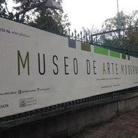 Photo prise au Museo de Arte Moderno par Miguel A. le8/19/2012