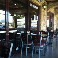 Photo taken at Almaza Restaurant by Bob Y. on 8/10/2012