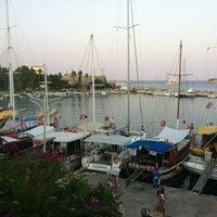 7/21/2012 tarihinde Ebru G.ziyaretçi tarafından Datça Yat Limanı'de çekilen fotoğraf