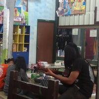 Photo taken at โรงเรียนศิลปะแหลมคม by จักรยานดำน้ำ B. on 5/12/2012