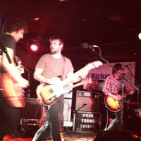 Photo taken at Horseshoe Tavern by Carly M. on 6/17/2012