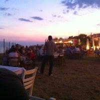 Photo taken at Gialos by Sarp E. on 7/28/2012