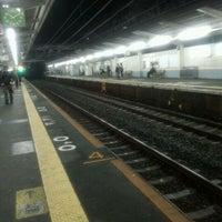 Photo taken at JR Mikunigaoka Station by Poo o. on 4/11/2012