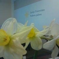 Photo taken at LU SP | Latvijas Universitātes Studentu padome by Andra on 4/17/2012