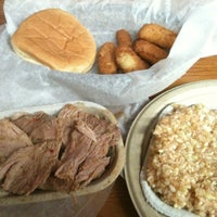 Photo taken at Lexington Barbecue by Eric C. on 7/12/2012