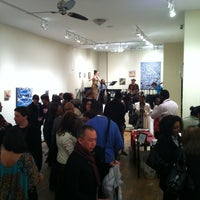 Photo taken at Art In Flux by Marc U. on 5/3/2012