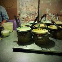 Photo taken at Martabak Coklat Gedeh by Steven S. on 3/25/2012