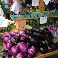 Photo taken at 32nd Street Farmer's Market by Odessa on 7/21/2012