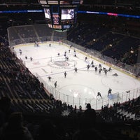 Photo taken at Nationwide Arena by Michael F. on 2/12/2012