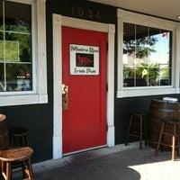 Photo taken at Madra Rua Irish Pub by Don M. on 6/7/2012