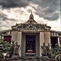 Photo taken at Wat Phichaiyatikaram by Panda P. on 5/24/2012