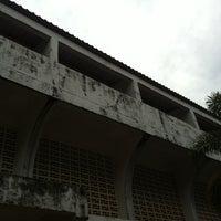 Photo taken at โรงเรียนตะกั่วป่า เสนานุกูล by noppawan s. on 2/19/2012
