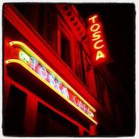 Foto scattata a Tosca Cafe da Lisa il 3/15/2012
