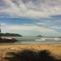 Photo taken at Praia Preta by Eduardo M. on 6/3/2012