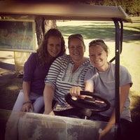 Photo taken at Coeur d'Alene Golf Club by Taryn on 8/17/2012