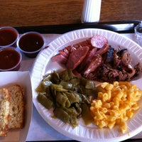 Photo taken at Jack's Bar-B-Que by Joe S. on 7/2/2012