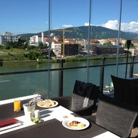 Photo taken at Hotel City Maribor by Saul S. on 6/14/2012